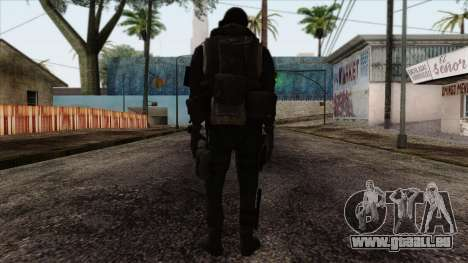 Modern Warfare 2 Skin 18 für GTA San Andreas zweiten Screenshot