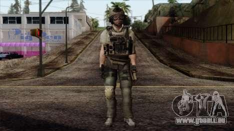 Modern Warfare 2 Skin 19 pour GTA San Andreas