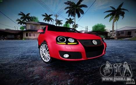 Volkswagen Bora GLI 2010 pour GTA San Andreas