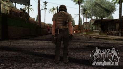 Modern Warfare 2 Skin 19 für GTA San Andreas zweiten Screenshot
