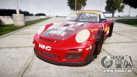 Porsche 911 Super GT 2013 pour GTA 4