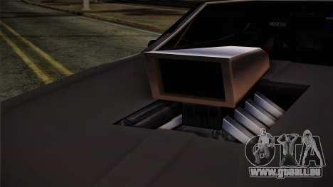 Clover Mejorado für GTA San Andreas zurück linke Ansicht