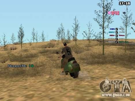 SAMP Fixer für GTA San Andreas her Screenshot