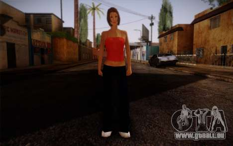 Ginos Ped 9 pour GTA San Andreas