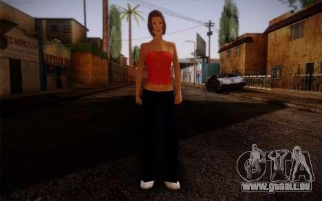Ginos Ped 9 pour GTA San Andreas