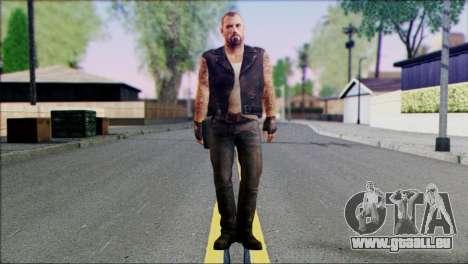 Left 4 Dead Survivor 3 pour GTA San Andreas