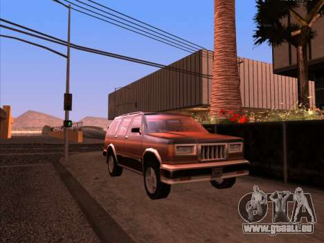 Sunset ENB pour GTA San Andreas