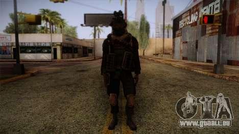 Modern Warfare 2 Skin 1 pour GTA San Andreas