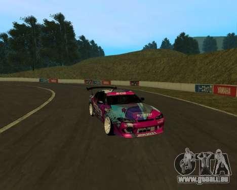 Nissan Silvia S15 EXEDY für GTA San Andreas