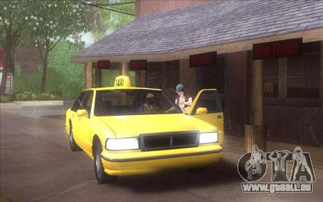 La relance du village Dillimore pour GTA San Andreas septième écran