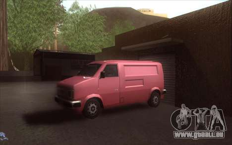 La relance du village Dillimore pour GTA San Andreas neuvième écran