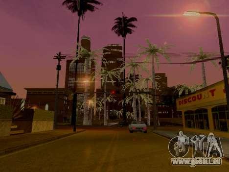 Jundo ENB Series V0.1 pour les faibles PC pour GTA San Andreas septième écran