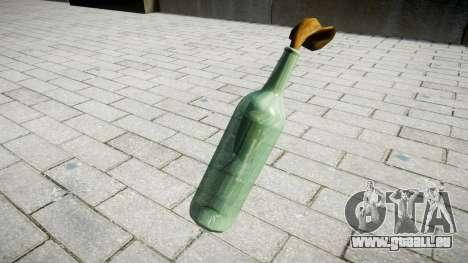 Molotow-Cocktail für GTA 4 Sekunden Bildschirm