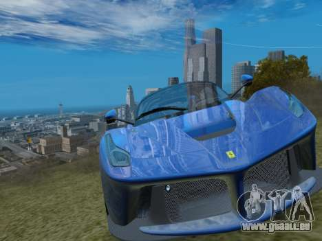 ENB Hans Realistic 1.0 pour GTA San Andreas deuxième écran
