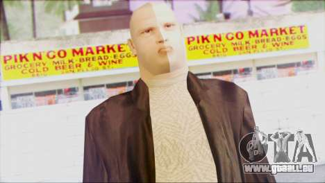 Russian Mafia Skin 1 pour GTA San Andreas troisième écran