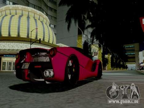 Jundo ENB Series pour GTA San Andreas troisième écran