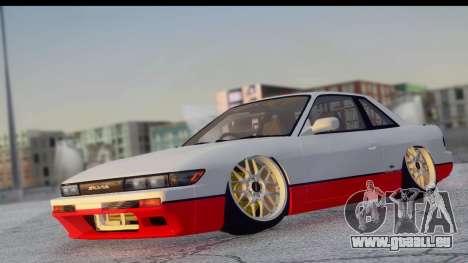 Nissan Silvia S13 Camber Style für GTA San Andreas