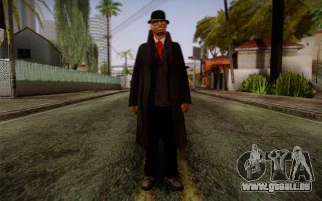 Ginos Ped 25 pour GTA San Andreas