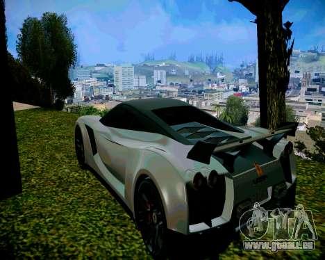 Super ENB für schwach-und Mittel-PC für GTA San Andreas her Screenshot