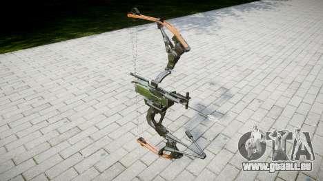 Bogen-Predator- für GTA 4