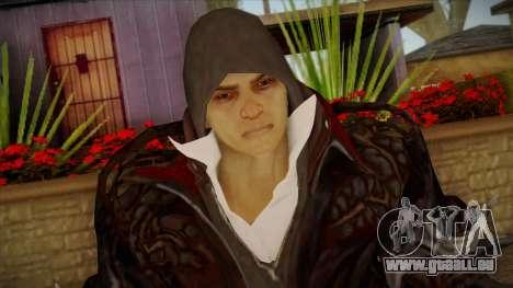 Alex Boss from Prototype 2 pour GTA San Andreas troisième écran
