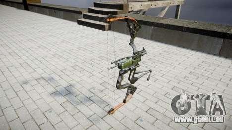 Arc-Predator- pour GTA 4 secondes d'écran