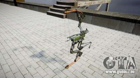 Bogen-Predator- für GTA 4 Sekunden Bildschirm