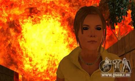 ENB Series pour les faibles PC 2.0 pour GTA San Andreas huitième écran