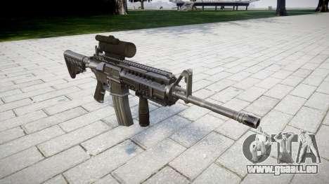 Automatique M4 carbine Tactique, Messieurs, pour GTA 4