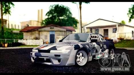 Nissan Silvia S13 Fail Crew v2 für GTA San Andreas