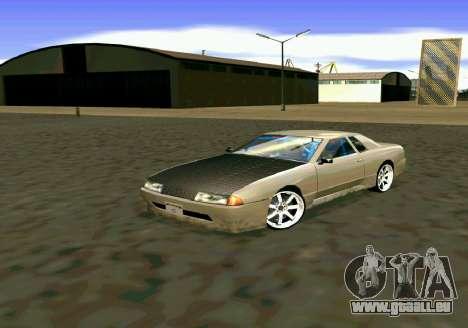 Elegy Restyle für GTA San Andreas