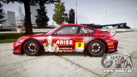 Porsche 911 Super GT 2013 pour GTA 4 est une gauche