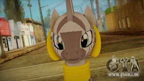 Zecora from My Little Pony pour GTA San Andreas troisième écran