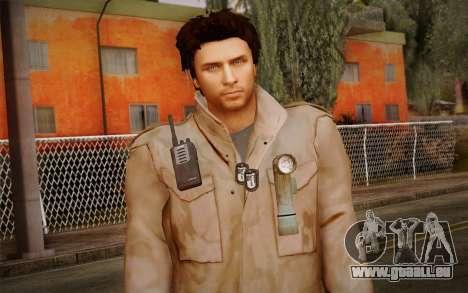 Alex Shepherd From Silent Hill für GTA San Andreas dritten Screenshot