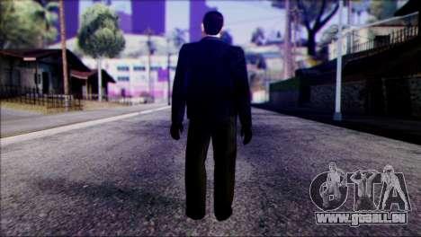Russian Mafia Skin 5 pour GTA San Andreas deuxième écran