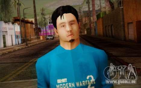 Ginos Ped 10 für GTA San Andreas dritten Screenshot