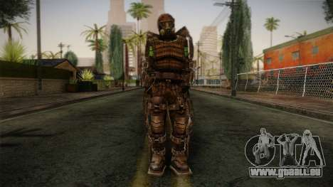 Army Exoskeleton für GTA San Andreas