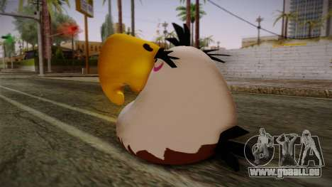 Might Eagle Bird from Angry Birds für GTA San Andreas zweiten Screenshot