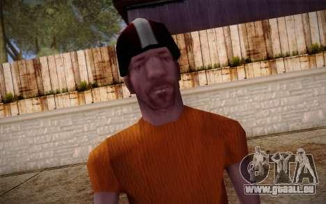 Ginos Ped 48 pour GTA San Andreas troisième écran