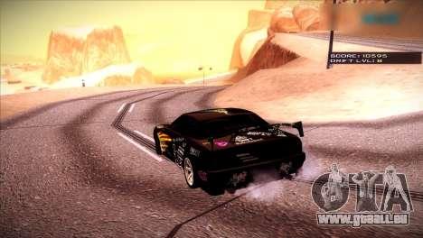 Just ENB pour GTA San Andreas troisième écran