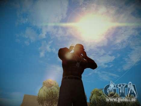 Système vols v4.0 pour GTA San Andreas troisième écran