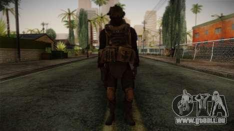 Modern Warfare 2 Skin 3 pour GTA San Andreas