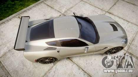 Chevrolet Corvette C7 2014 Tuning pour GTA 4 est un droit