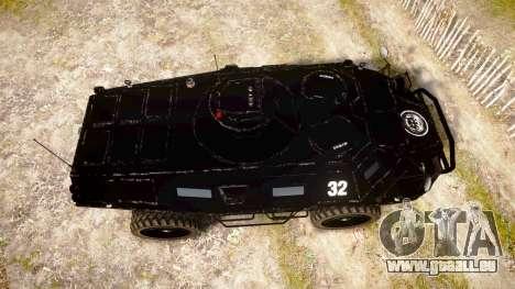 New APC für GTA 4 rechte Ansicht
