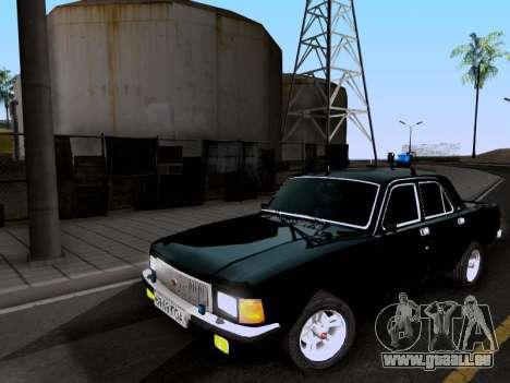 GAZ Wolga 3102 für GTA San Andreas