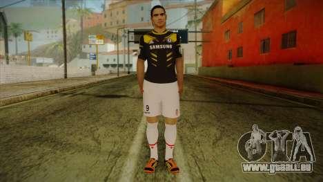 Footballer Skin 1 für GTA San Andreas