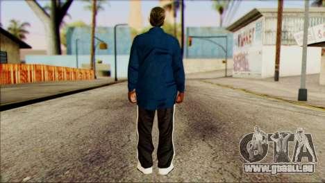 Russian Mafia Skin 3 für GTA San Andreas zweiten Screenshot