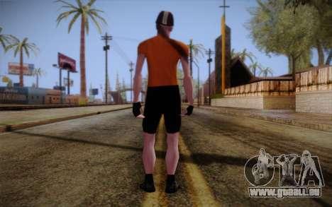 Ginos Ped 48 pour GTA San Andreas deuxième écran