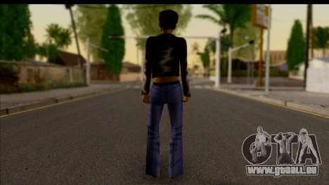GTA San Andreas Beta Skin 2 pour GTA San Andreas deuxième écran