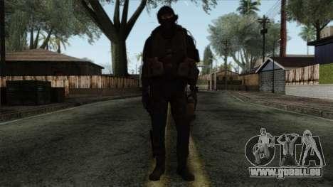 Modern Warfare 2 Skin 14 pour GTA San Andreas